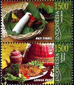 インドネシアの伝統料理
