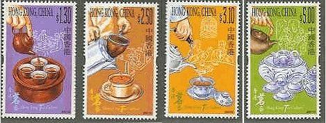香港の茶文化