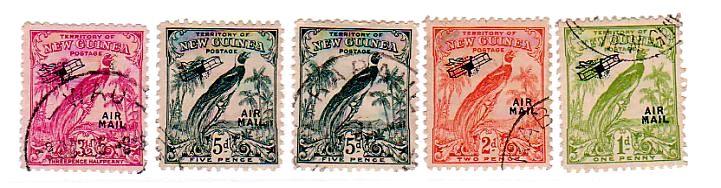 イギリス領ニューギニア