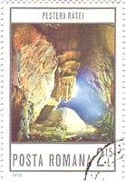 ルーマニアの鍾乳洞