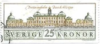 ドロットニングホルム宮殿(Drottningholms slott)