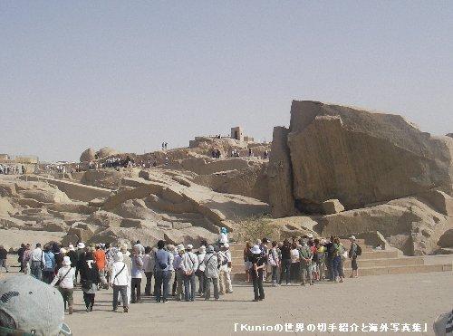 アフリカ・エジプトのアスワン