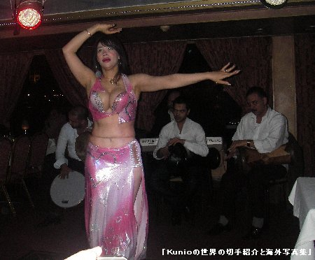 ベリーダンス(Belly dance)