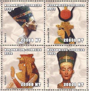 ■「古代エジプトの三大美女」