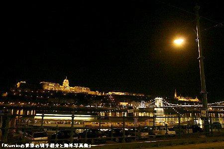 世界遺産・ブダペスト