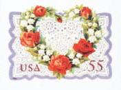 LOVE切手
