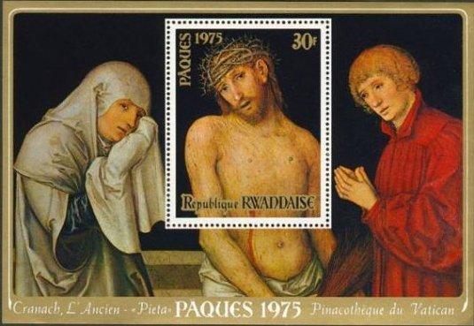 クラナッハの『ピエタ(Pieta)』
