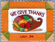 キルトのフルーツバスケット(感謝祭、USA、2001年)
