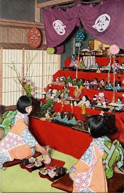 雛祭り(ひなまつり)と雛人形
