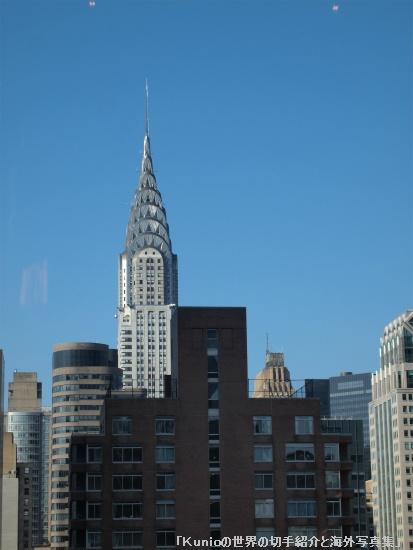 クライスラービル(Chrysler Building)