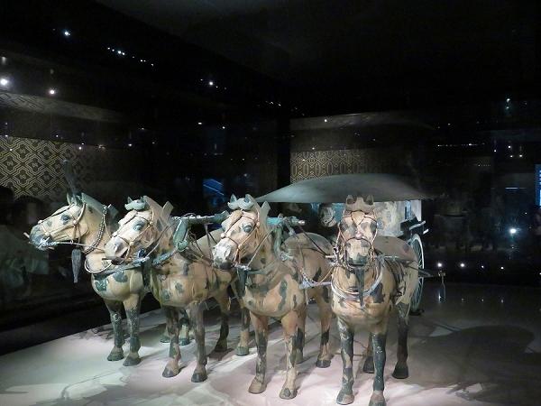 銅車馬(安車)