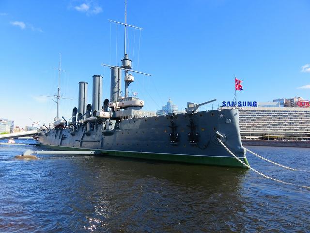 防護巡洋艦・アヴローラ