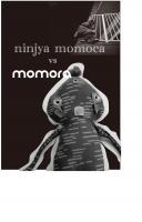 忍者ガール  VS 大怪獣モモラ