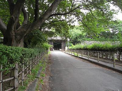 名古屋城 二之丸大手二之門