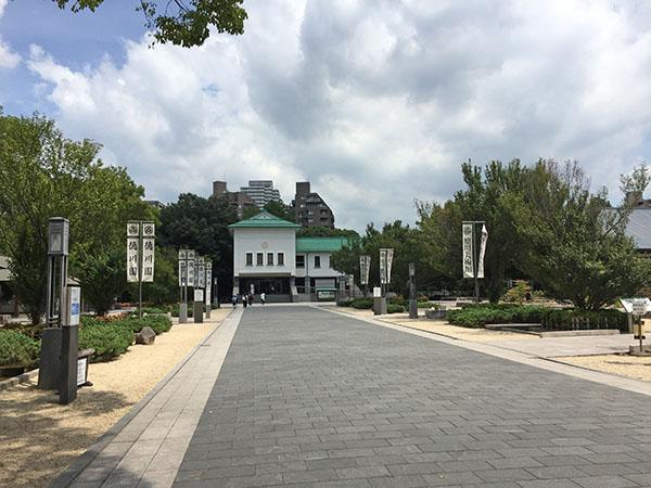 徳川美術館・徳川園