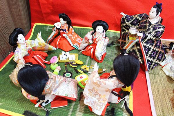 いなぶ旧暦のひな祭り