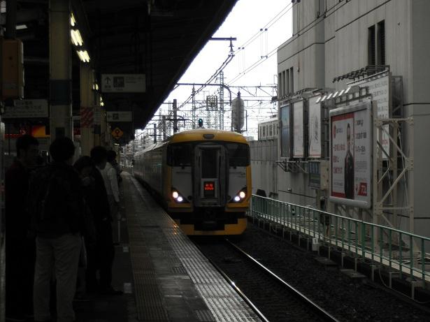 新宿さざなみ3号