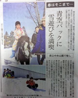 秋田 イベント ポニー 乗馬体験 体験乗馬