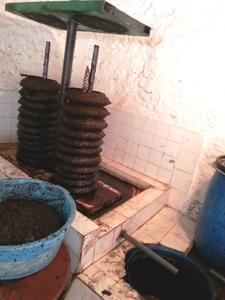 オリーブオイルづくり モロッコ雑貨【MOROCCO Marche】
