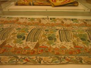 トルコイスタンブールのハレムの織物