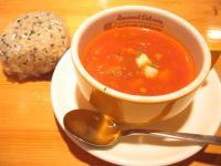 kokoti cafe トマトスープ