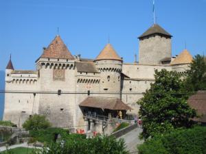 シヨン城(スイス)