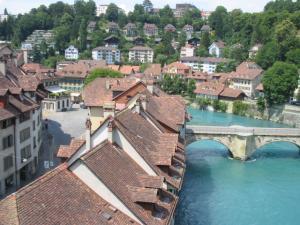 ベルンの旧市街2 (スイス)