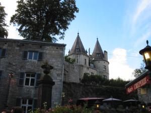 デュルビュイ城(ベルギー)