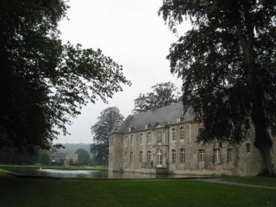 アンヌボア城(ベルギー)