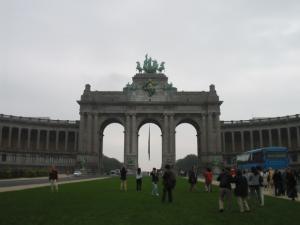 ベルギーの凱旋門