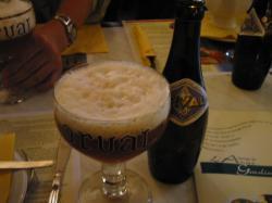 オーバルのビール