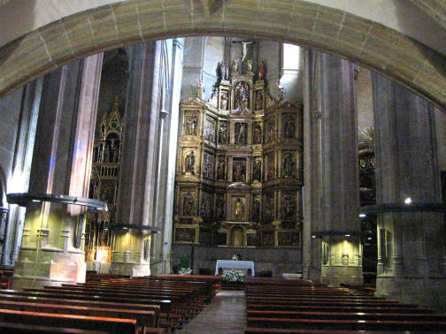 サンセバスチャン聖ビセンテ教会
