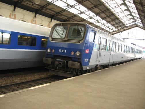 アンダイエ(hendaye)駅とその周辺