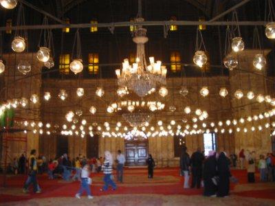 カイロ ムハンマドアリモスク