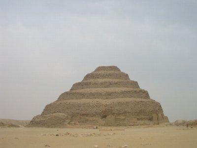 サッカラ 階段ピラミッド