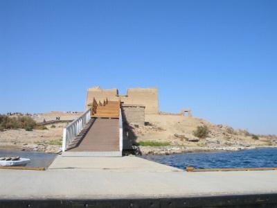 エジプト カラブシャ神殿