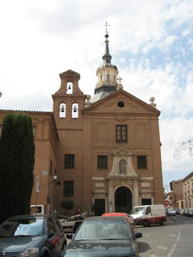 IglesiaConventodelasAgustinas