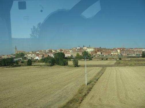 マドリッドからバスク地方へ