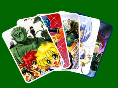 ヨネの占いカード