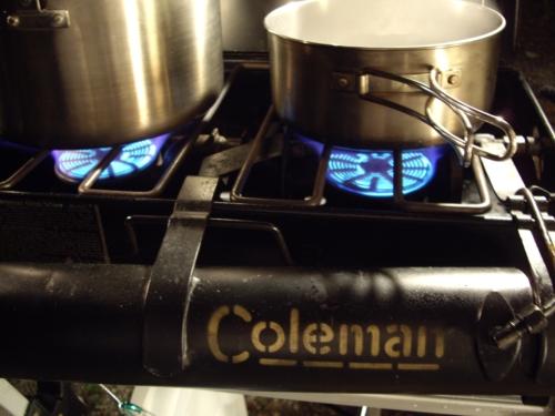 Colemam 9C stove