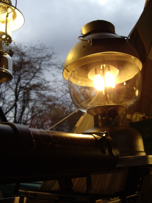 Colemn Arc lantern