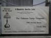 Coleman lamp ad
