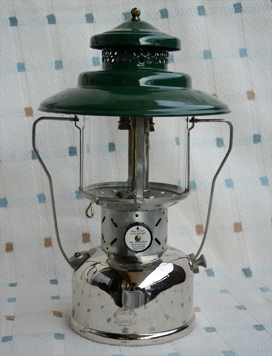 CColeman 228B lantern 31/2