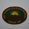 コールマン ICCC コンベンションパッチ 1997