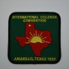 コールマン ICCC コンベンションパッチ 1999
