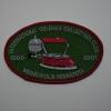 コールマン ICCC コンベンションパッチ 2001