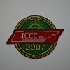 コールマン ICCC コンベンションパッチ 2007