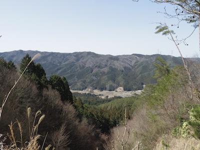 中当城ヶ山