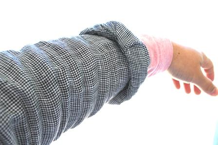 UNIQLOのリネンシャツ