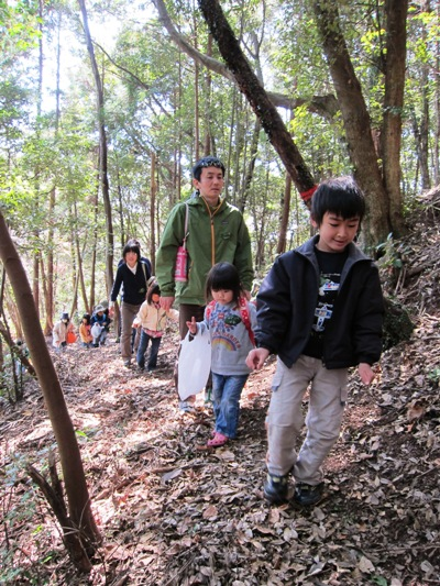 森のようちえん月見山240325-2